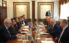 Г. Карасин: Для наблюдения завыборами вРФ приглашены представители 54 государств и17 международных организаций