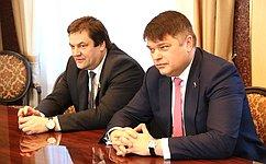 Д.Василенко иИ.Фомин приняли участие впарламентских слушаниях «Оработе сотходами производства ипотребления вЛенинградской области»