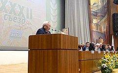 Е. Борисов принял участие впленарном заседании Ассоциации крестьянских хозяйств исельхозкооперативов