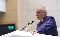 Законопроект орегиональных общественных палатах будет способствовать продвижению гражданских инициатив— А.Клишас