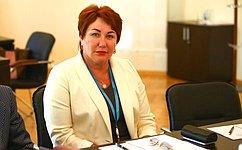 Наплощадке Второго Евразийского женского форума состоялся государственно-частный диалог БРИКС «Женщины вэкономике»