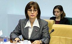 Е. Попова приняла участие вСъезде уполномоченных поправам ребенка субъектов РФ