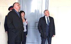 В.Шуба посетил Иркутский кадетский корпус
