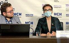 Т. Кусайко: Для предотвращения случаев суицида необходима активная работа ведомств ивсего общества