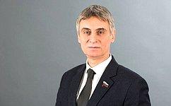 С. Фабричный поддержал инициативы повышения качества предоставления госуслуг всфере интеллектуальной собственности