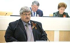 Сенаторы одобрили изменения встатью Федерального закона «Овоинской обязанности ивоенной службе»