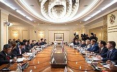 В. Матвиенко: Россия иЯпония создали хорошую базу межрегионального сотрудничества