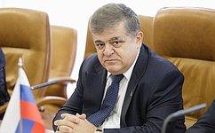 В. Джабаров: Российско-израильские инвестиции втуризм– одна извозможных тем для взаимодействия парламентариев двух стран