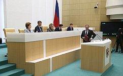 Valentina Matviyenko: New START Treaty extension torank among key 2021 events