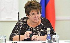 Впервые Удмуртия вошла втоп-10 лучших территорий пораспределению грантов помалым городам иселам— Л.Глебова