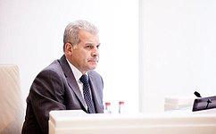 ВСовете Федерации состоялось совещание спомощниками сенаторов поактуальным вопросам государственной службы