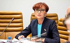 Т. Кусайко: ВСовете Федерации идёт работа над решением проблем лечения больных орфанными заболеваниями