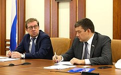 Н. Журавлев: Нужно совершенствовать меры пообеспечению карантинной фитосанитарной безопасности