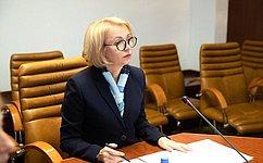 И. Гехт: Награждение победителей акции «Волонтеры могут все» состоится вСовете Федерации
