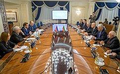 К. Косачев: Парламентарии России иБолгарии заинтересованы вактивизации двустороннего диалога