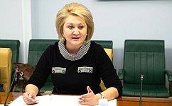 Л. Гумерова: Совет Федерации держит наособом контроле вопросы подготовки кадров врегионах