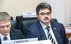 А. Широков встретился состудентами Финансового университета при Правительстве России