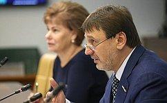 В. Лебедев провел совещание подоработке Постановления СФ омерах посовершенствованию государственной политики всфере лесного хозяйства