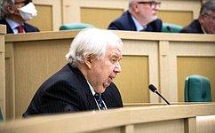 С. Кисляк: Сенаторы РФ примут участие вработе весенней сессии ПАСЕ