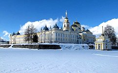 Рабочая поездка В.Матвиенко вТверскую область