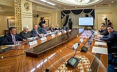 А.Климов: Парламенты ряда стран намерены создать структуры, аналогичные Временной комиссии СФ позащите госсуверенитета