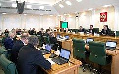 Комитет СФ побюджету рекомендовал одобрить закон, совершенствующий законодательство вчасти репатриации валюты