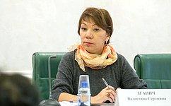 В. Зганич: Парламентариям важно знать, как напрактике реализуются принятые законы