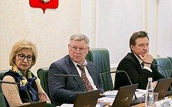 Комитет СФ побюджету ифинансовым рынкам обсудил совершенствование межбюджетных отношений напримере Оренбургской области
