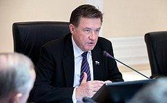 С.Рябухин провел совещание повопросам регулирования производства иоборота алкогольной продукции