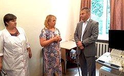 И. Каграманян: Каждый житель отдаленного населенного пункта должен получать доступную икачественную медицинскую помощь