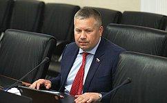 Д. Гусев совершил рабочую поездку назапад Ненецкого автономного округа