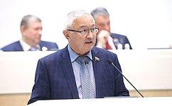 Одобрены изменения вФедеральный закон «Оветеранах»