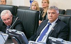 Ю. Волков: Калужская область оптимально использует законодательную базу для развития региона
