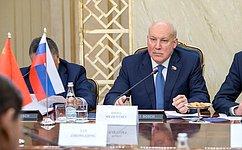 Д.Мезенцев: Укрепление партнерских отношений России иКНР– важный фактор обеспечения стабильности наевразийском пространстве