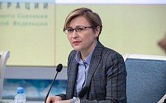 Мы должны уделять больше внимания организованному набору мигрантов сучетом реальных потребностей наших регионов— Л.Бокова
