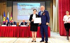Алексей Кондратенко встретился скубанскими парламентариями