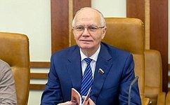 Ф. Мухаметшин: Участие вмониторинге электорального процесса вКиргизии— свидетельство высокого авторитета российских сенаторов