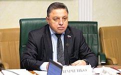 В. Тимченко: Важно, что Министерство экономического развития уделяет приоритетное внимание работе срегионами