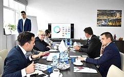 Сенаторы оценили ход реализации национальных проектов вРеспублике Башкортостан