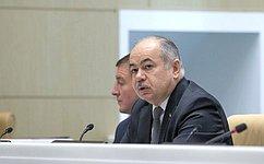 На«парламентской разминке» сенаторы обсудили международное сотрудничество имероприятия врегионах