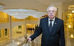 В. Бочков поздравил жителей Ивановской области сДнем народного единства