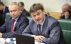 В. Лебедев: Законодательство вобласти охоты требует совершенствования