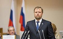Совет Федерации отклонил Закон «Обактуарной деятельности»