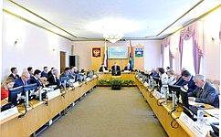 В.Тюльпанов провел вТюмени выездное заседание Комитета СФ поРегламенту иорганизации парламентской деятельности