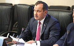 Ю. Федоров: Мы ведем планомерную работу посовершенствованию законодательства порешению задач, стоящих перед ТЭК