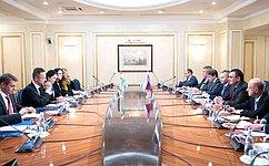Н. Федоров: Сохраняется позитивная тенденция сотрудничества между Россией иВенгрией