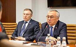 Парламентарии России иМонголии настроены навыстраивание двустороннего взаимодействия—Б.Жамсуев