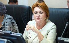 Н.Болтенко: Кборьбе снеинфекционными заболеваниями необходимо привлекать гражданское общество, НКО, бизнес-структуры