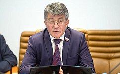 В.Озеров: Программа поуничтожению химического оружия вРоссии выходит назаключительный этап