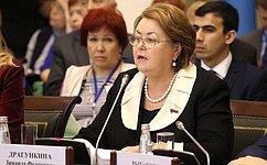 З.Драгункина: Экологическое образование становится важным направлением государственной политики России
